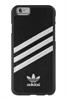 Carcasa Moulded Negra y Plata Apple iPhone 6 Adidas
