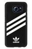 Carcasa Moulded Negra y Blanca Samsung Galaxy S6 Adidas