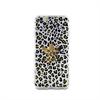 Carcasa Seethrough leopardo apple iPhone 6/6S Adidas