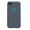 Carcasa Shockproof Techink gris para Apple iPhone 7 Adidas