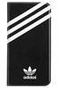 Funda Booklet Negra y Blanca Apple iPhone 6 Plus Adidas