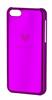 Agatha Ruiz De La Prada Carcasa Metal Rosa Apple iPhone 5C Agatha Ruiz de la Prada