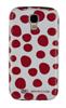 Agatha Ruiz De La Prada Funda Minigel Manchas Samsung I9500 Galaxy S4 Agatha Ruiz de la Prada