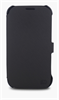 Funda folio negra Samsung Galaxy Grand Anymode (tapa)