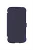 Funda folio azul Galaxy Ace 3 Samsung Anymode (tapa)