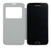 Funda view flip cover Samsung Galaxy S5 rosa Anymode (sustituye tapa trasera)