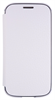 Funda folio blanca Galaxy Ace 4 Samsung Anymode