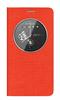 Funda Folio Circle View Naranja Lizard Samsung Galaxy Note 4 Anymode