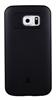 Funda Trasera TPU Bumper MetalNegra Galaxy S6 Anymode