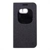 Funda Folio View Flip Negra Galaxy S6 Anymode