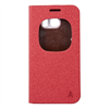 Funda Folio View Flip Rojo Oscuro Galaxy S6 Anymode