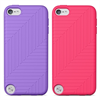 Pack 2 fundas violeta/rosa iPod Touch 5 Belkin