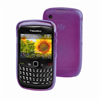 Blackberry Funda Soft Shell purpura 8520 9300 BlackBerry
