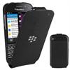 Funda flip shell negra Q10 Blackberry