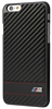 Bmw Carcasa Negra Efecto Carbono Serie M Apple iPhone 6 BMW