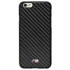Bmw Carcasa Negra Fibra Carbono Serie M Apple iPhone 6/6S BMW