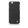 Bmw Carcasa Piel Negra Logo BMW Apple iPhone 6/6S BMW