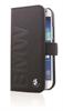 Bmw Funda Booklet Piel Negra Logo Grabado Apple iPhone 5/5S BMW