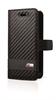 Bmw Funda Booklet Efecto Carbono Negra Apple iPhone 6 BMW
