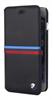 Bmw Funda Booklet Azul Serie M Banda Tricolor Apple iPhone 6 BMW