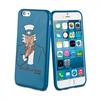 Cállate La Boca Funda TPU Shhh Azul Apple iPhone 6 Cállate la Boca
