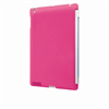 Funda trasera rigida rosa iPad 3 Case-Mate (compatible con smart cover)