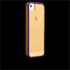 Funda Haze gold/violet iPhone5 Case-Mate