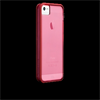 Funda Haze pink/red iPhone5 Case-Mate