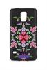 Carcasa Corazón Negra Samsung Galaxy S5 Catalina Estrada