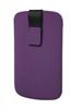Classic Y Elegance Funda Nabuk XL púrpura Classic & Elegance