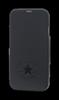 Funda Flip Premium Negra Samsung Galaxy S5 Converse