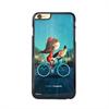 Carcasa 2D Soft Bicicleta Apple iPhone 6 Plus Coquette