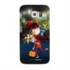 Carcasa Flores Samsung Galaxy S6 Coquette