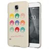 Funda TPU Caras Blanca Samsung Galaxy S5 Dolores Promesas