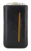 Funda Pocket XL Negra/Amarilla (13,5x8cm) Tarjetero Echo