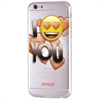 Funda Tpu Alucina Apple iPhone6/6s Emoji