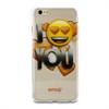 Funda Tpu Alucina Apple iPhone6 Plus/6s Plus Emoji