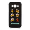 Funda Tpu Es lo que pasa Samsung Galaxy J5 Emoji