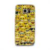 Funda Tpu ¿Quién falta? Samsung Galaxy S6 Emoji