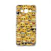 Funda Tpu ¿Quién falta? Samsung Galaxy Grand Prime Emoji