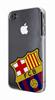 Fc Barcelona Carcasa Cristal Escudo Apple iPhone 4/4S Barça