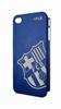 Fc Barcelona Carcasa Aluminio Azul Apple iPhone 4/4S Barça