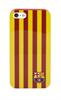 Fc Barcelona Funda TPU 2ªEquipación 2013-2014 Apple iPhone 5/5S FCB