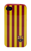 Fc Barcelona Funda TPU 2ªEquipación 2013-2014 Apple iPhone 4/4S FCB