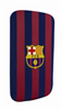 Fc Barcelona Funda Nabuk Slim L Bandas Azulgrana Barça