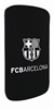 Fc Barcelona Funda Nabuk Slim L Escudo Negra Barça