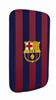 Fc Barcelona Funda Nabuk Slim XL Bandas Azulgrana Barça