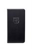 Fc Barcelona Funda Folio Función Soporte Negra Escudo Plata Apple iPhone 6 Plus FCB