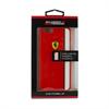 Carcasa Escudería Roja/Blanca Apple iPhone 6/6S Ferrari