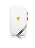 Funda Pocket L Fórmula 1 Blanca Ferrari